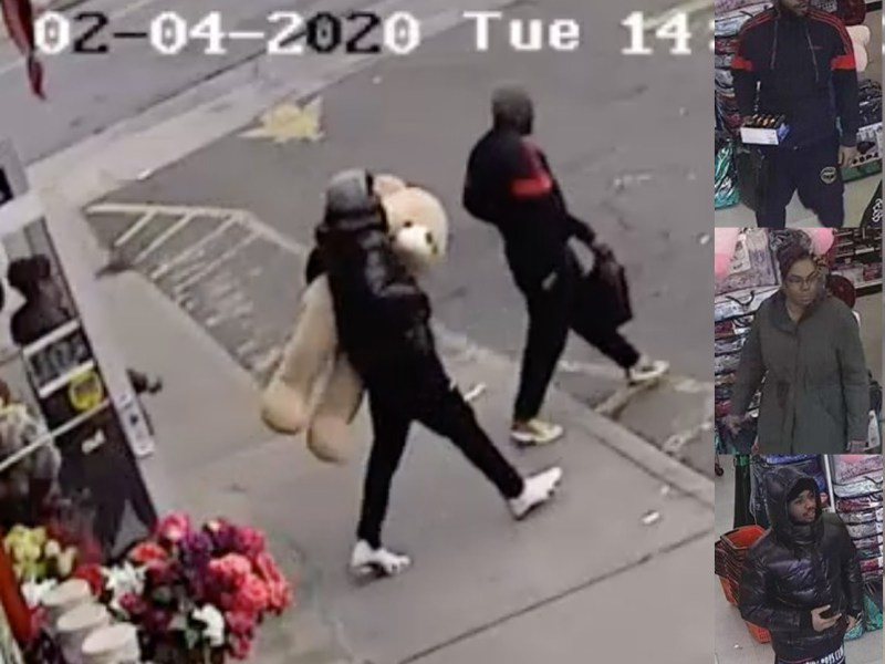 Brooklyn dollar store employee attacked by battery and teddy bear thieves