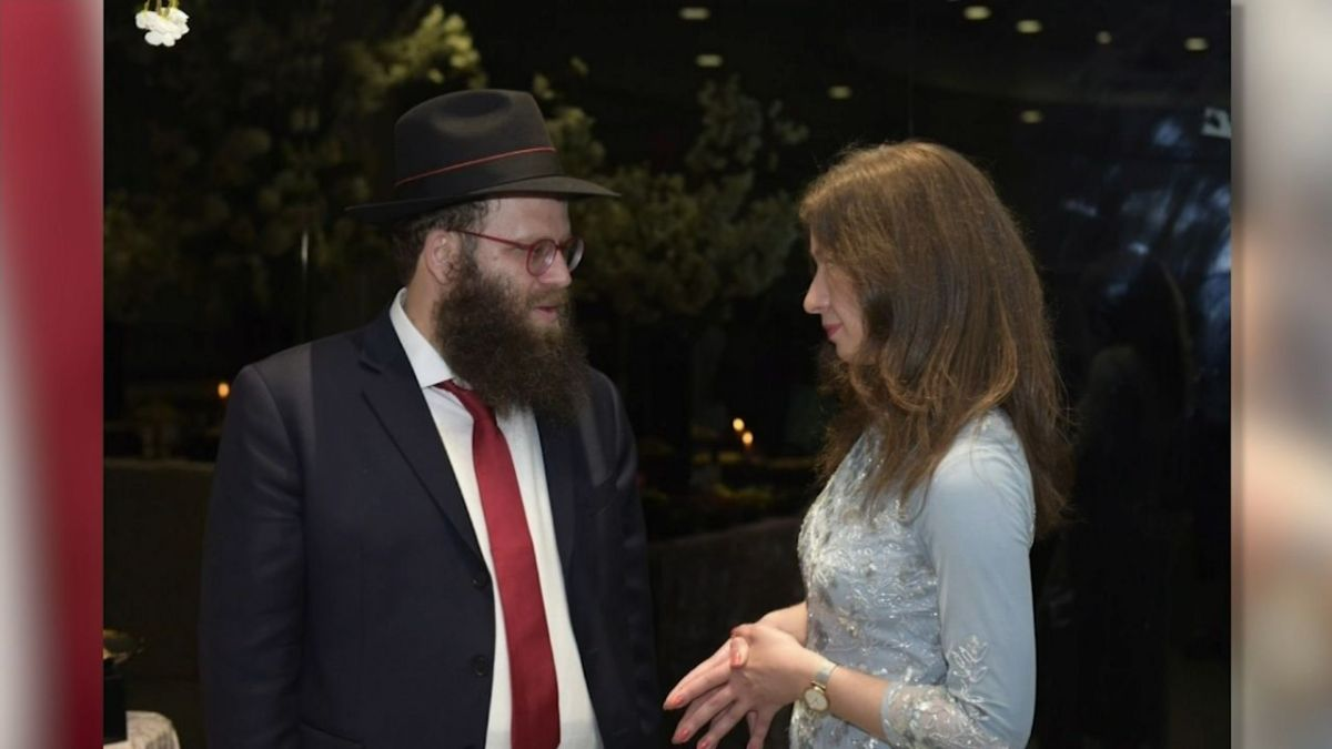 What a Virtual Wedding Looked Like For This Orthodox Jewish Couple