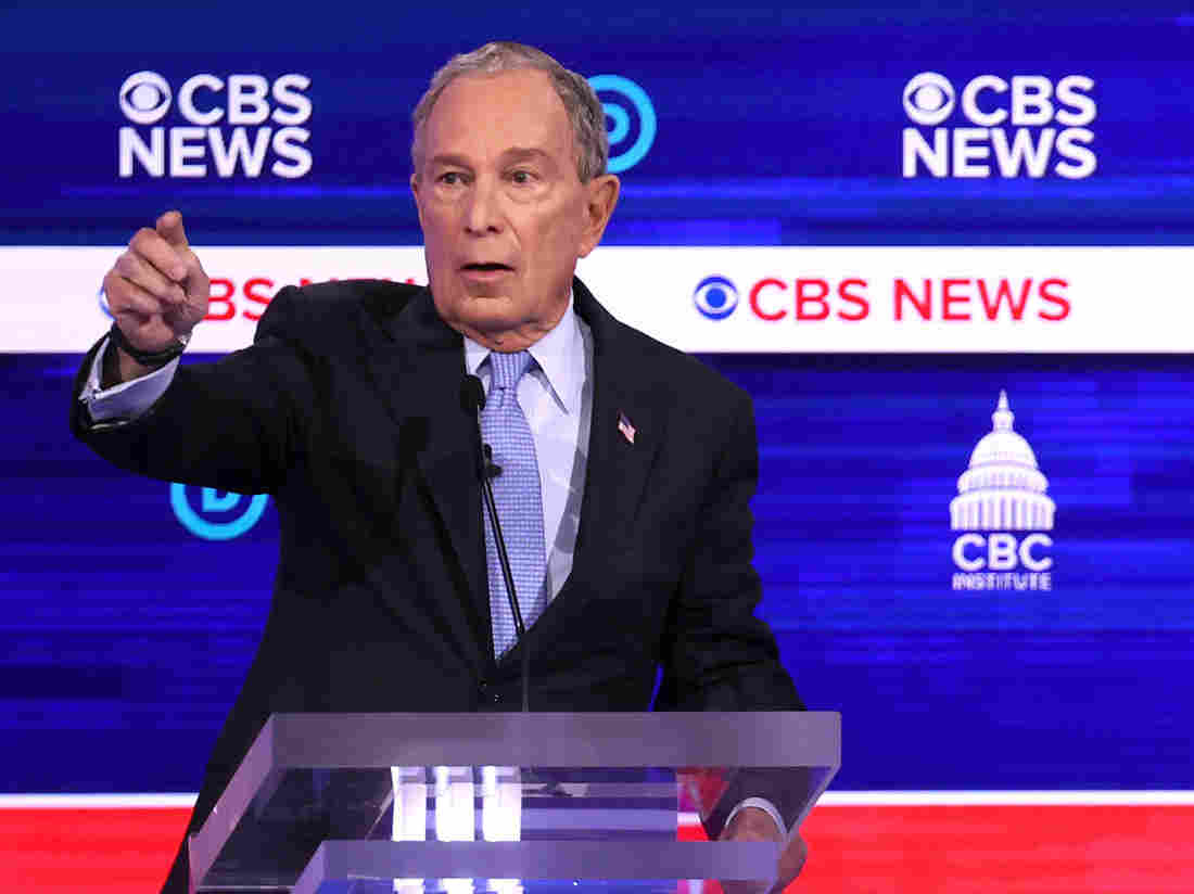 Mike Bloomberg Can't Shake The Legacy Of Stop-And-Frisk Policing In New York