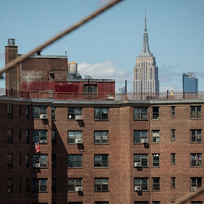 We Have No Idea How Many Public Housing Tenants — or Workers — Have Coronavirus