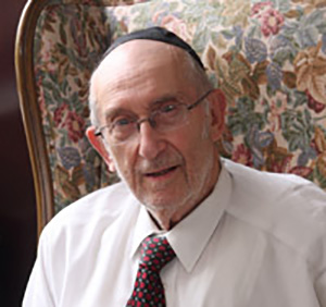 Mourning the Loss of Rabbi Baruch Pollack; 1st Grade Rebbe for 60 Years