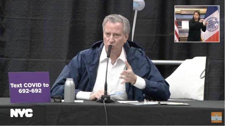 Covid-19 update, Brooklyn, city update, mayor's office, number of cases, latest numbers