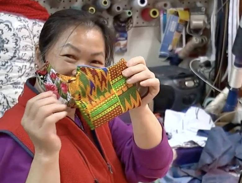 La Cleaners and Tailor, MCM Enterprises, Atoms, DeBrief Me, Harriets by Hekima, FVN Clothing, Radical Women, Next of Kim, Naomi Nomi, Does It Even Matter, 5MMasks