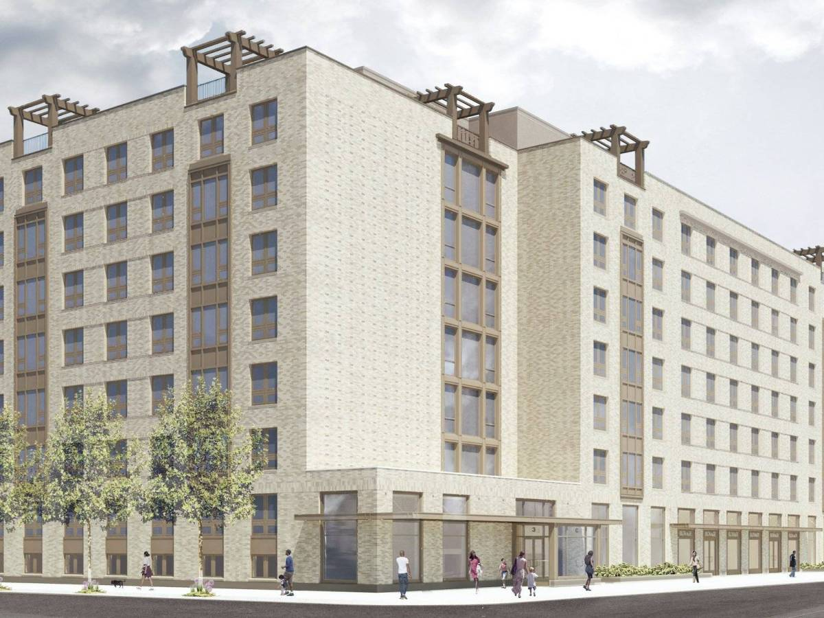 Edwin's Place, affordable housing, lottery, Brownsville, Robert A.M. Stern, Breaking Ground, theAfrican American Planning Commission, Inc