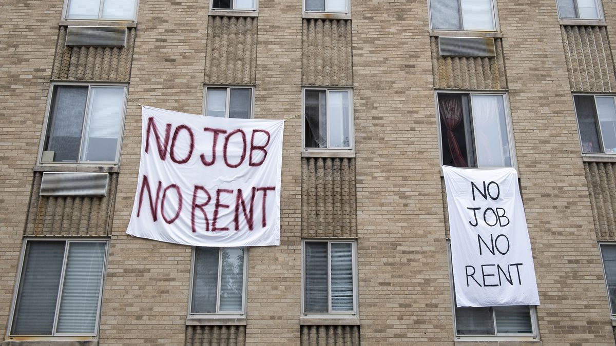 'I'm trying not to drown': small landlords want relief too