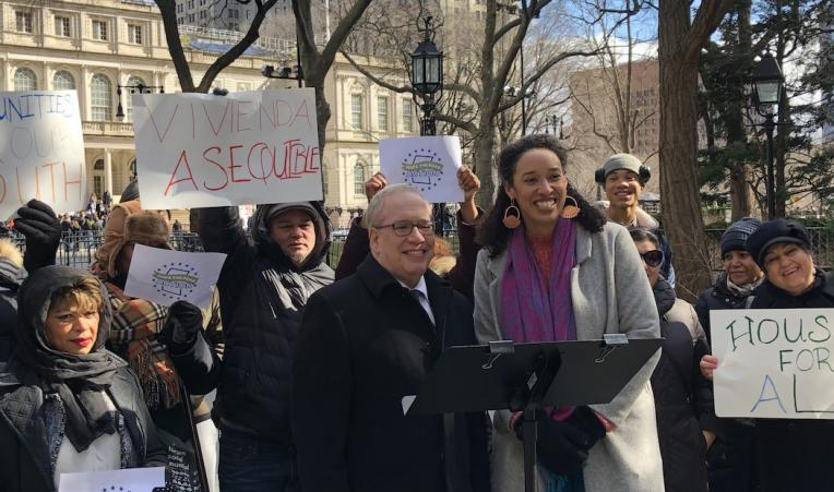 Darma Diaz not alone after two others make the NYC Council ballot