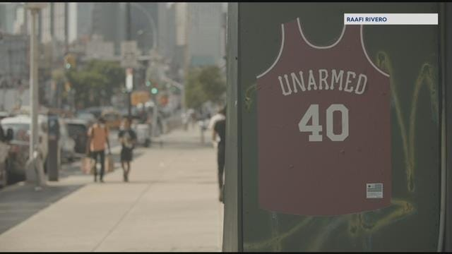Brooklyn artist's 'Unarmed' project memorializes Black victims of police violence