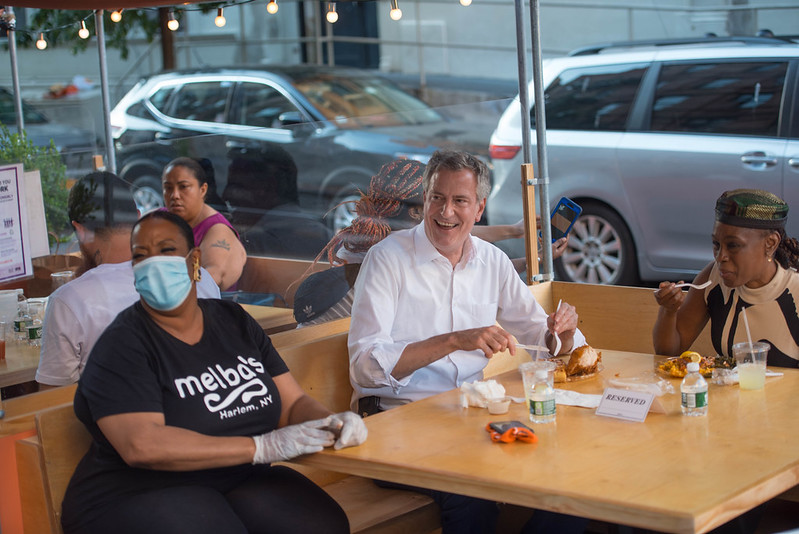 Black Business Owners Hang On Through Covid Crisis as Black Lives Matter Movement Surges
