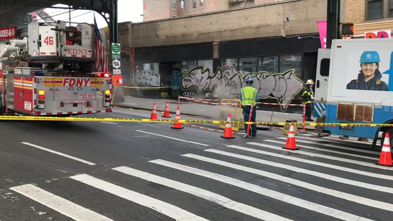 Underground explosions, manhole fires, cut power in Clinton Hill
