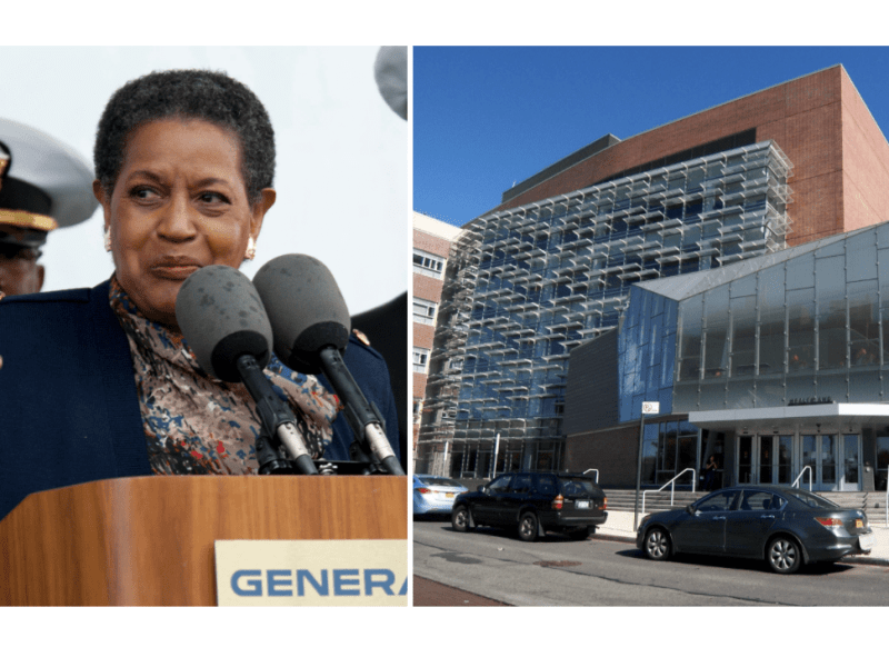 Myrlie Evers, letter, President Rudolph Crew, reappointment,