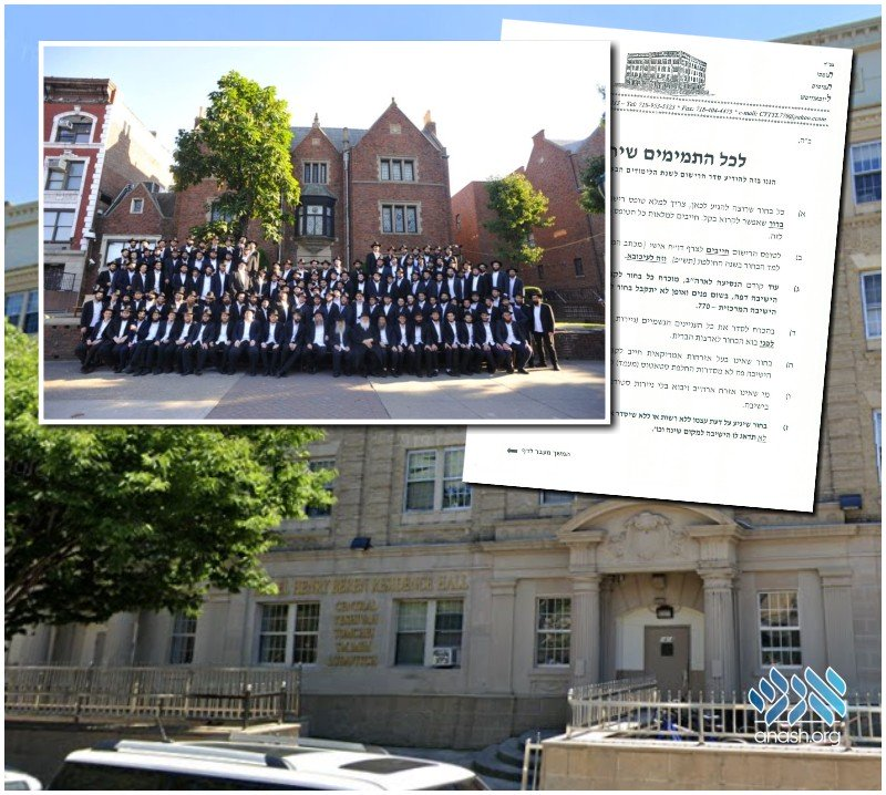 Will 'Kevutzah' Bochurim Be Coming to Crown Heights?