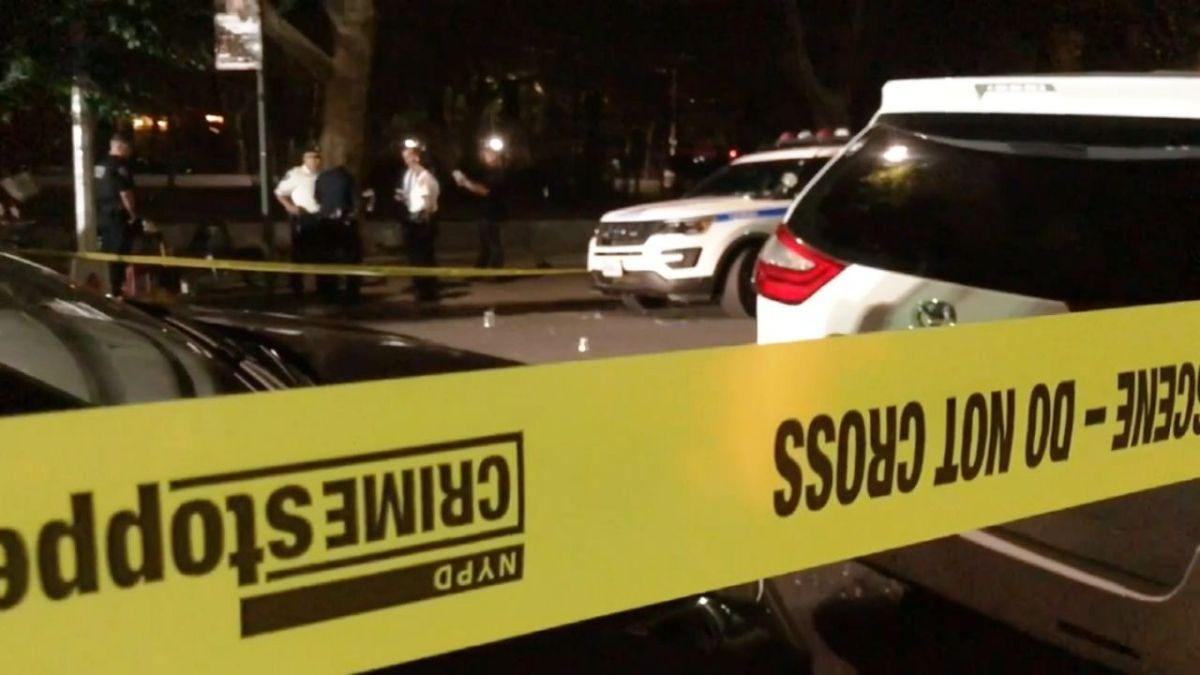 NYPD: 1-Year-Old Shot Dead at Brooklyn BBQ