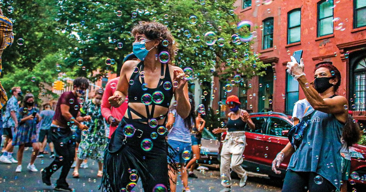 The Brooklyn Block Party That Doesn't Stop