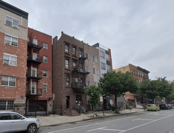Part Of 4-Story Apartment Building Collapses In Bed-Stuy: FDNY