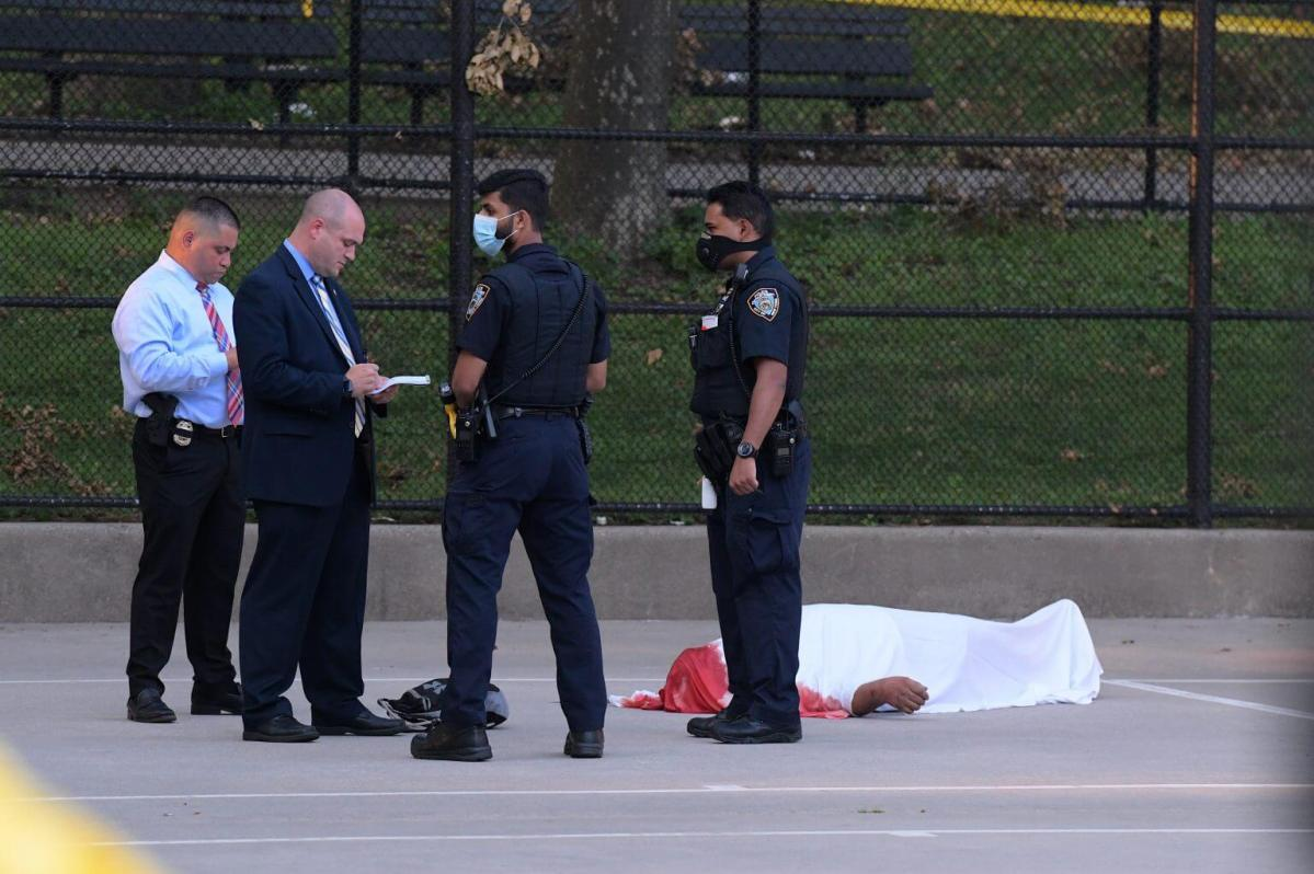 'He was just an innocent bystander': Man fatally shot at Crown Heights park