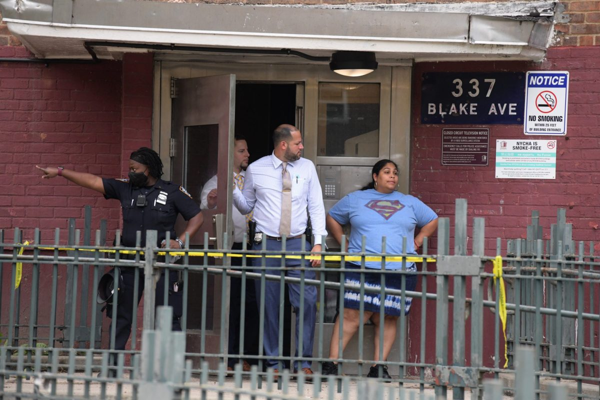 Brooklyn cops try to get a handle on gun violence as another man is shot to death in broad daylight