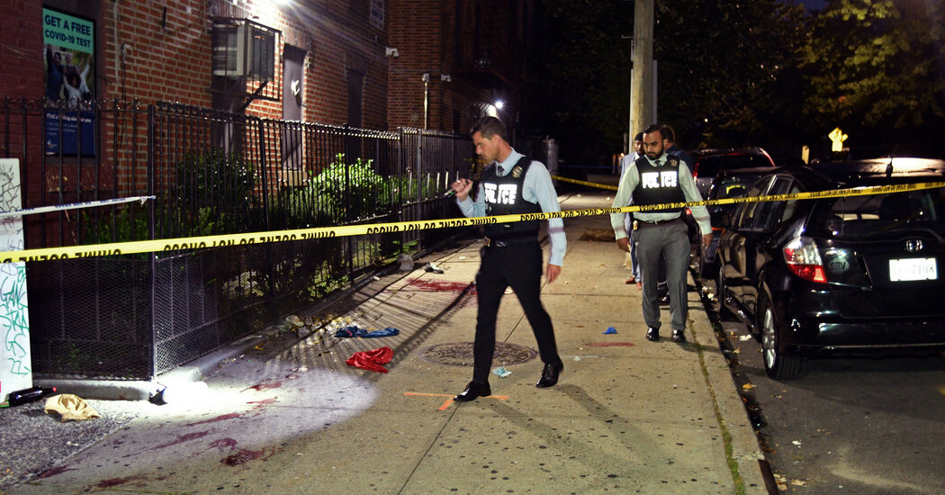 6-Year-Old and 4 Others Are Shot at J'Ouvert Celebration in Brooklyn