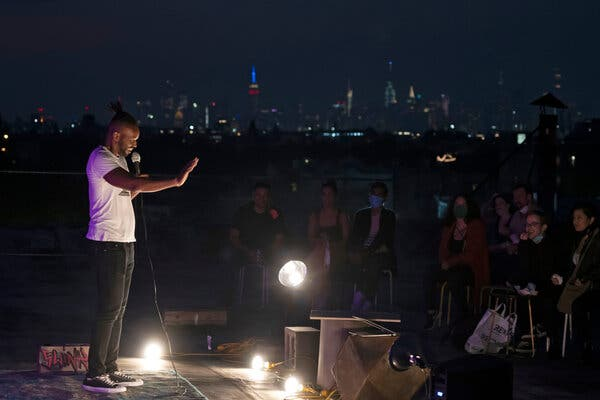 Why New York Comedy Has Gone Underground (and onto the Rooftops)