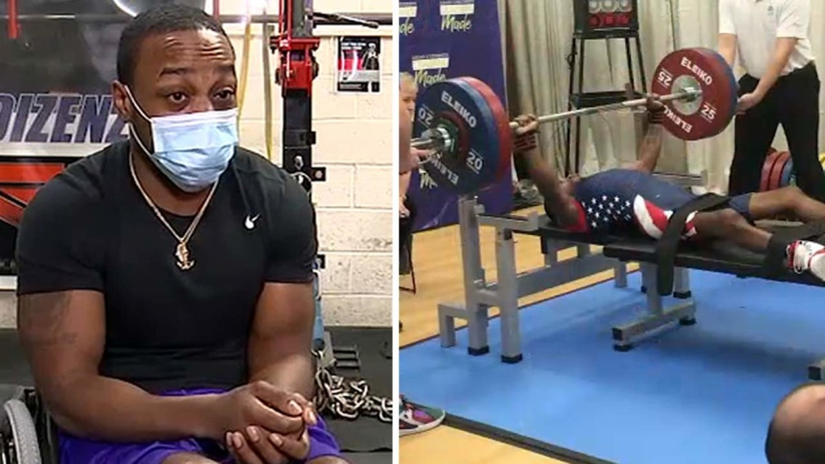ABC7 Unite: Brooklyn para powerlifter creates non-profit to help disabled individuals