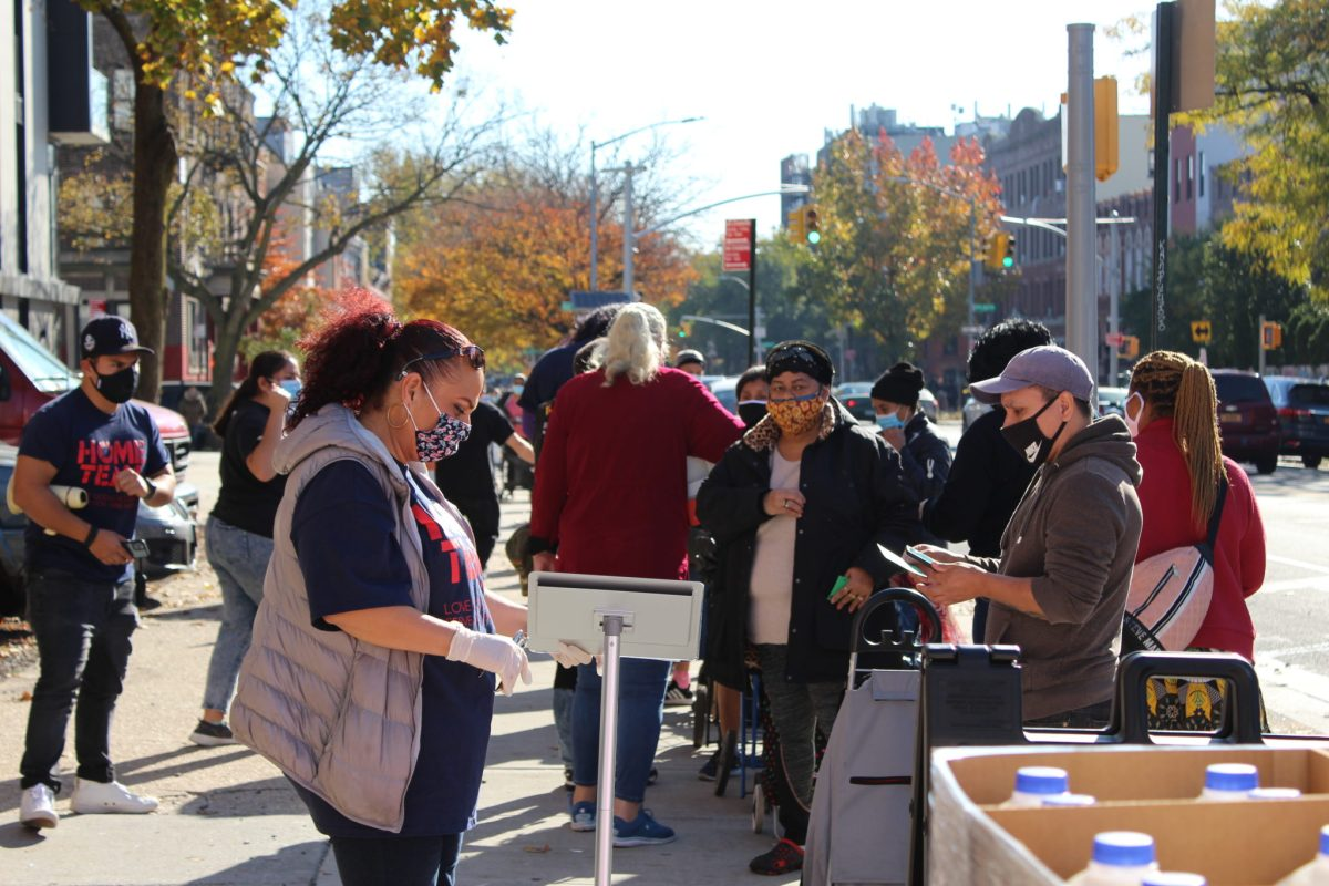 Food Pantries in Bushwick Prepare for Thanksgiving with Dreams of Whole Turkeys