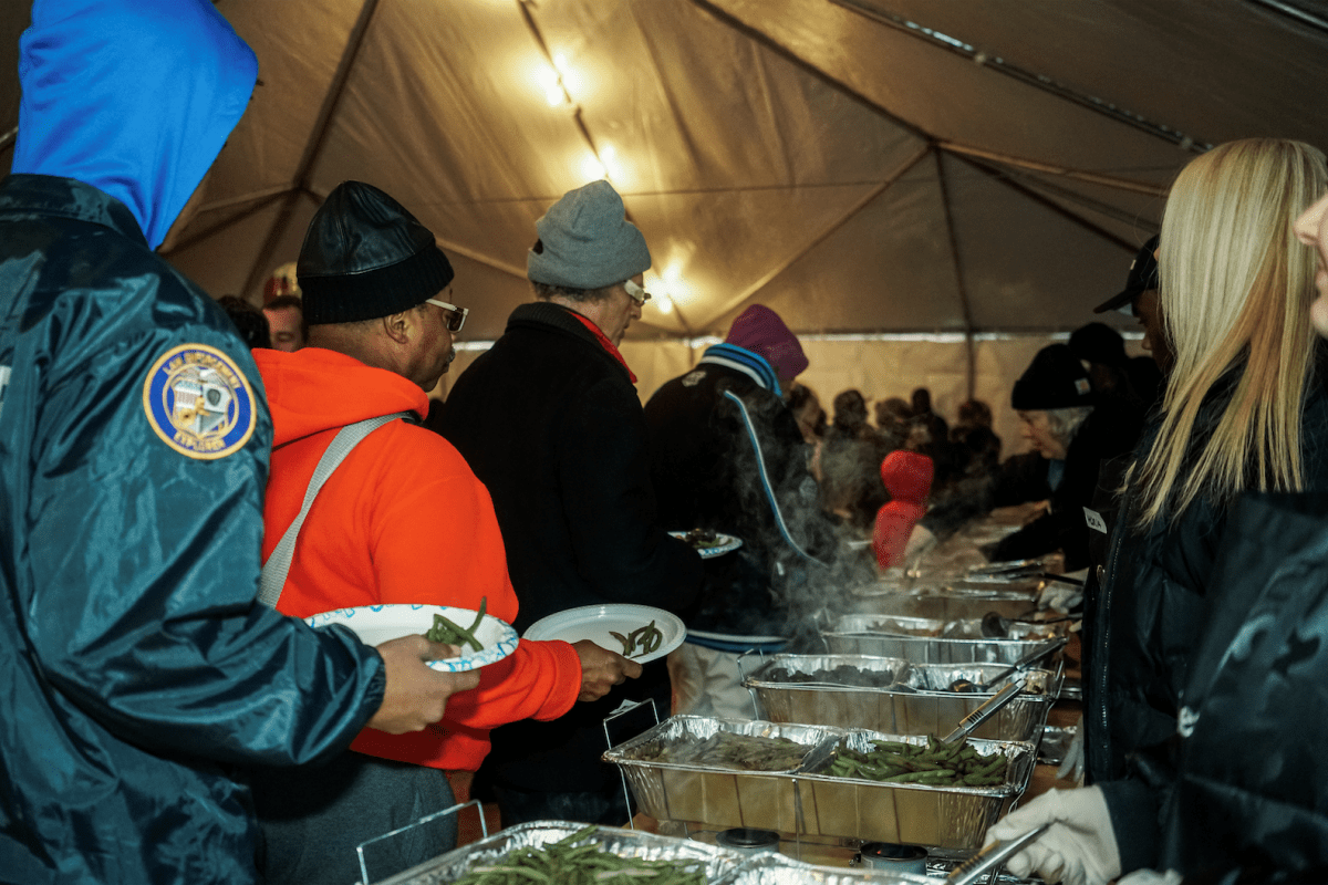 The Kings Thanksgiving Will Continue, With Hot Meals To Go