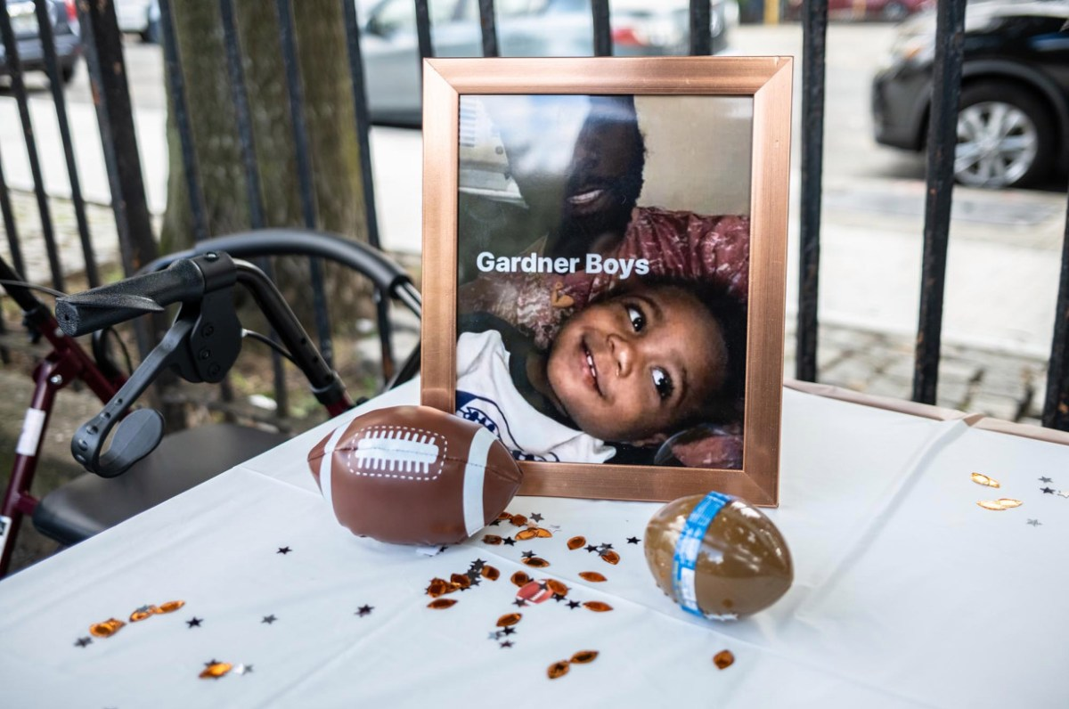 NYPD offers $20,000 reward for 1-year-old Davell Gardner's killer