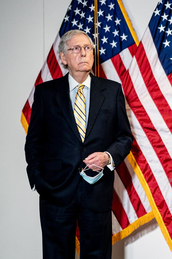 Mitch McConnell Wins 7th Term as Republicans Battle to Keep Senate
