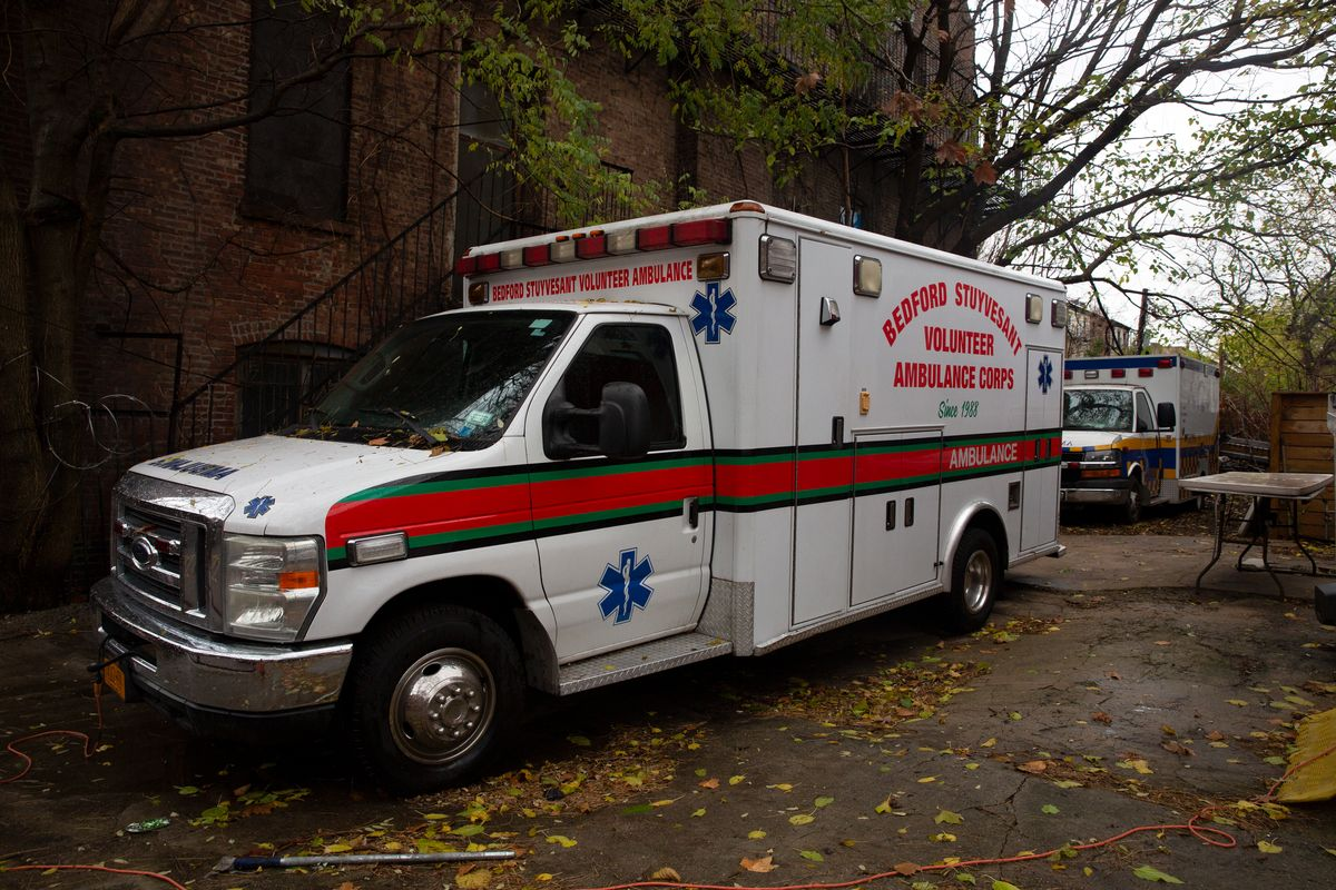 New York City's Volunteer Ambulance Crews Struggling When They're Needed Most