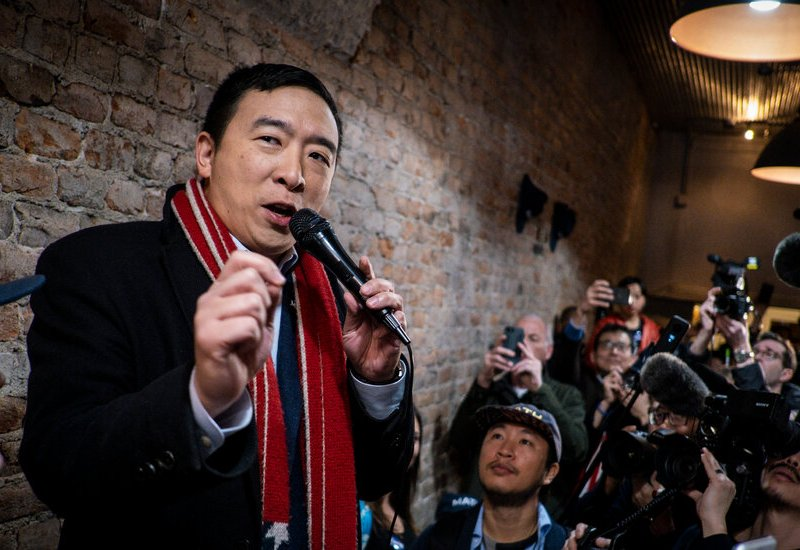 Yang Presses Forward, Wiley Is Sidelined: Highlights From Mayor's Race