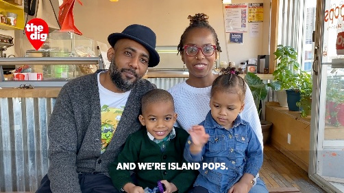 Island Pops: A Taste Of The Tropics In Crown Heights