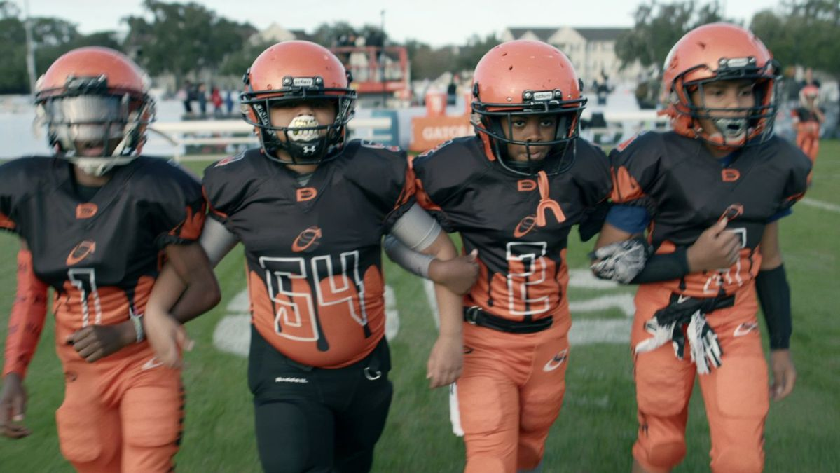Netflix to premiere 'We Are: The Brooklyn Saints' docu-series about East New York youth football program Jan. 29