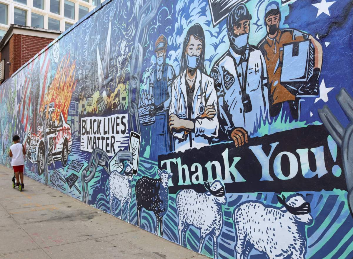 Here's how you can support one of Brooklyn's many mutual aid groups this holiday season
