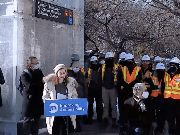 SEE: New Elevators Unveiled At Brooklyn Museum Subway Station