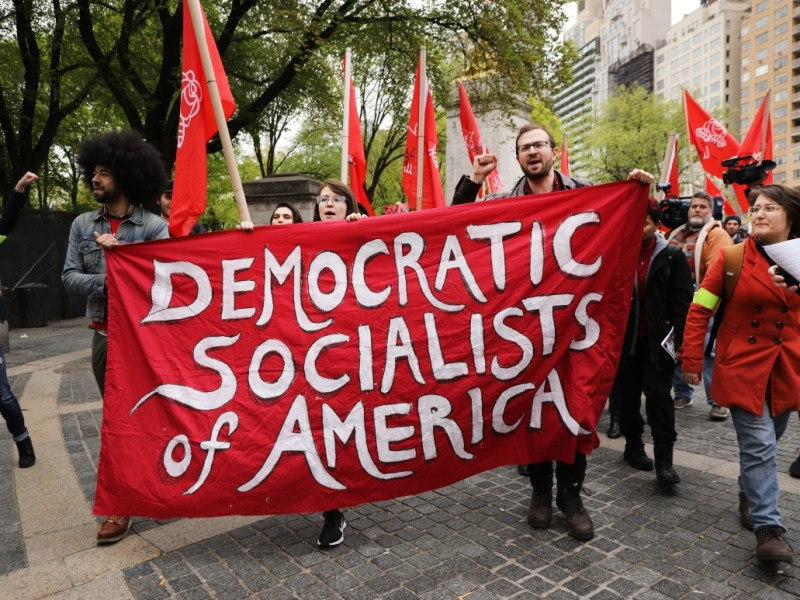 Democratic Socialists to begin stumping for City Council candidates