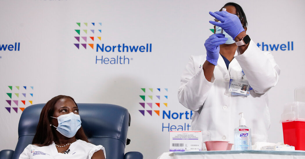 Can New York Speed Up the Vaccine Rollout?