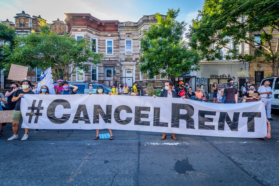 Thousands in Rent Debt, No End In Sight: Five New Yorkers' Stories