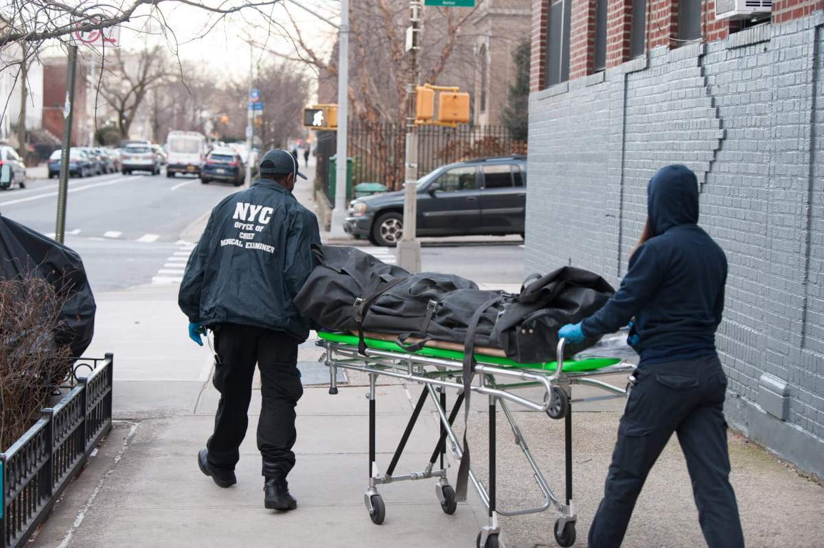 Two cuffed for robbing man in Crown Heights apartment and leaving him for dead