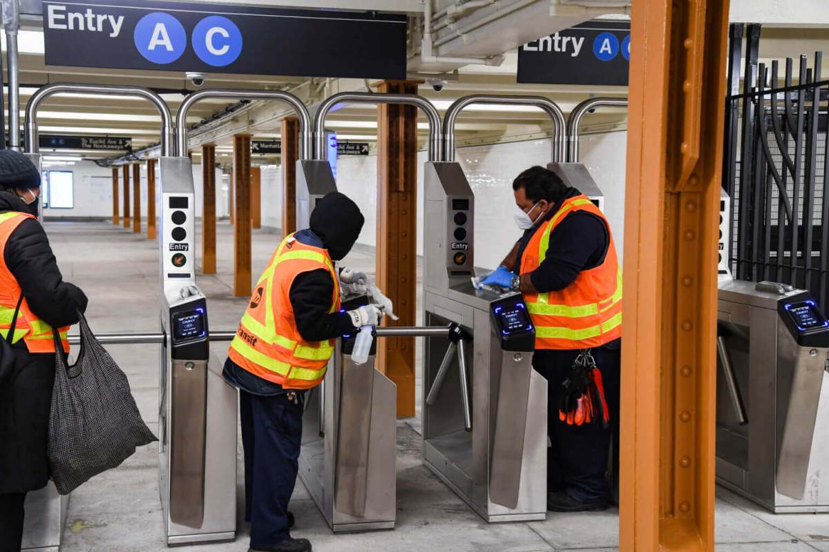 Brooklyn's Nostrand Avenue station reopens after over 30 years