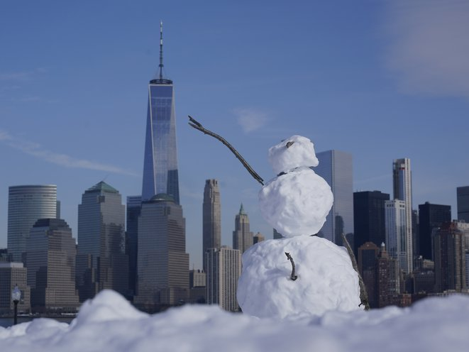 Why New York's Snowstorms Are Growing—Along With Warming Winter Temperatures