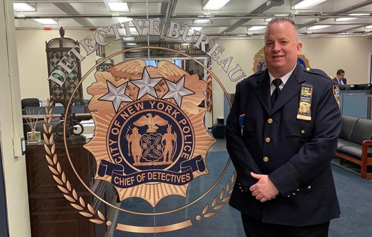 NYPD 'accidental' killer cop's rise to Brooklyn chief questioned