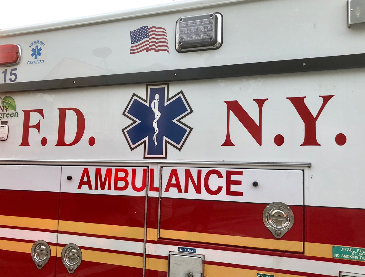 Man, 23, fatally struck by Jeep in Downtown Brooklyn