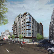 Clinton Hill development tops out along fast-growing stretch of Atlantic Ave