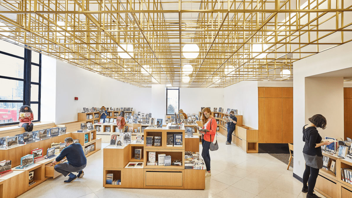 Check out these new photos of the renovated Brooklyn Public Library