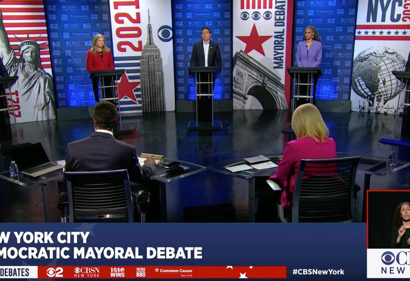 Candidates agree that New York City should rename sites named for slaveholders.