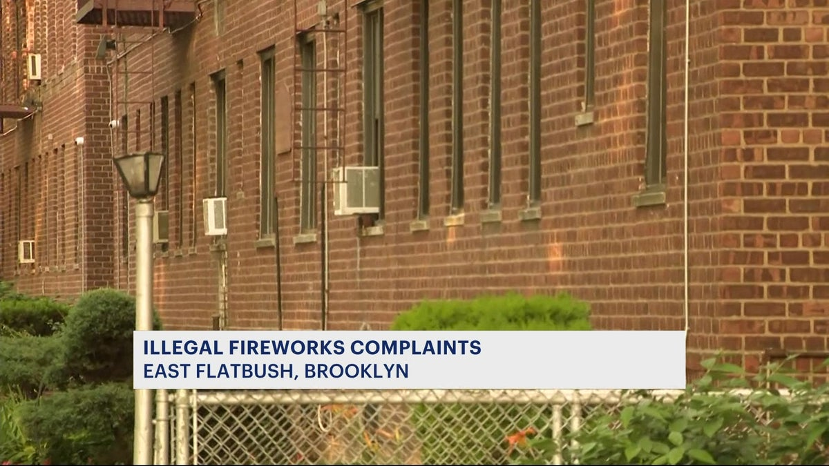 Flatbush residents 'fed up' with illegal fireworks, claim city doesn't care