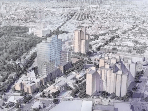 City Planners Push Back On Change To Towers By BK Botanic Gardens