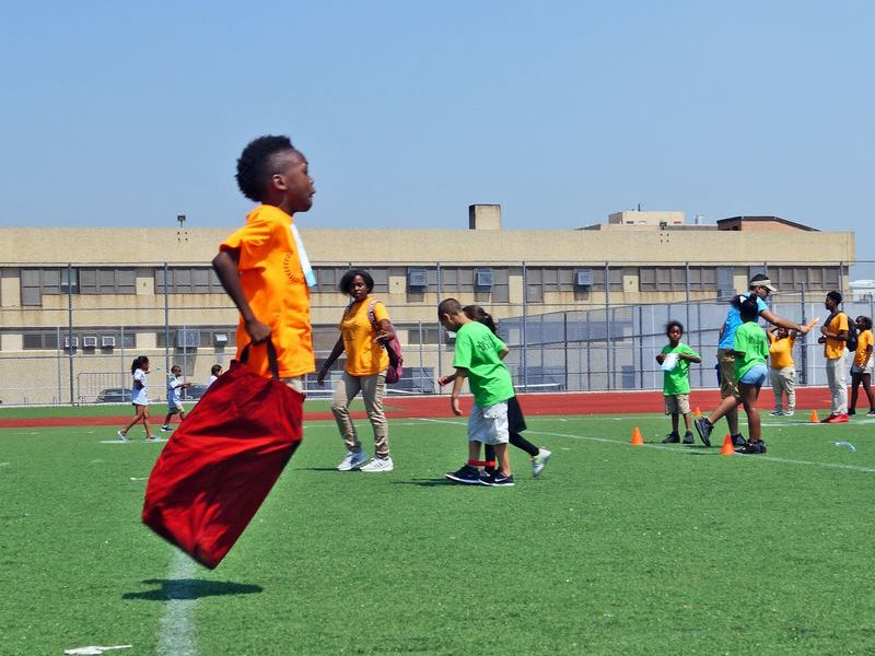 Summer camp, school kicks off for 200,000 NYC kids, bringing relief and stress