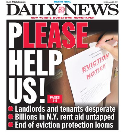 Cuomo overhauls COVID rent relief program in wake of criticism and fears of flood of evictions