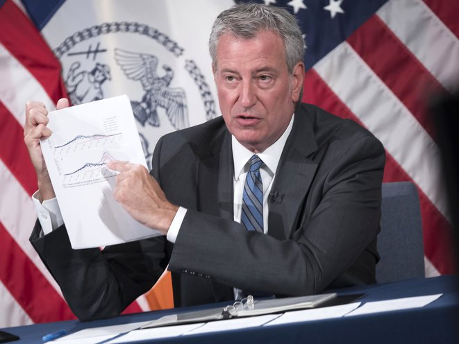 NYC Will Require Vaccination Or Weekly Testing For All City Workers
