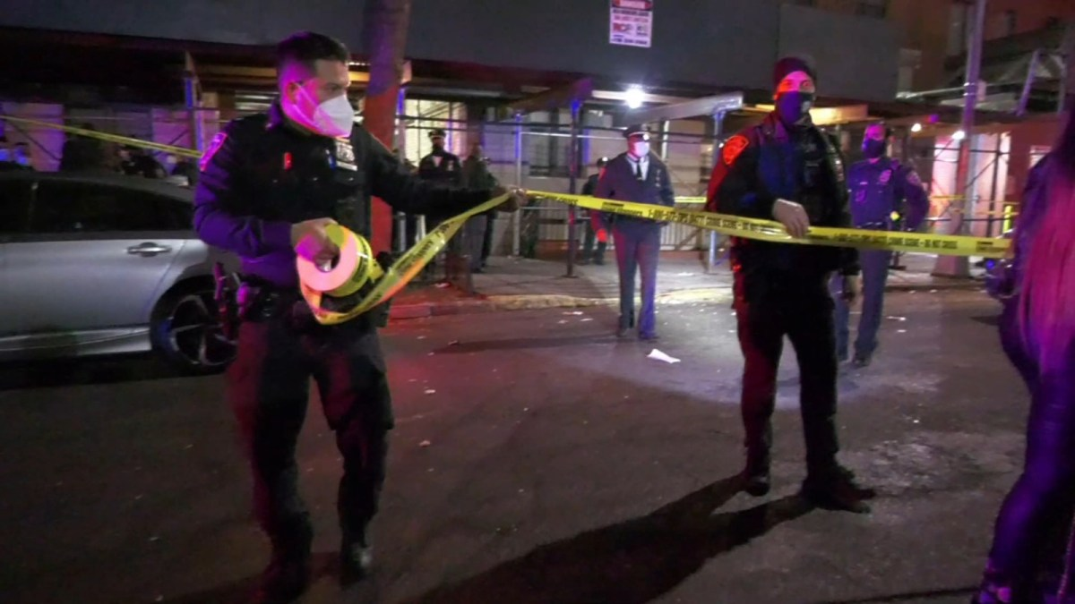 17-year-old boy arrested for deadly shooting at Sweet 16 party last year in Brooklyn